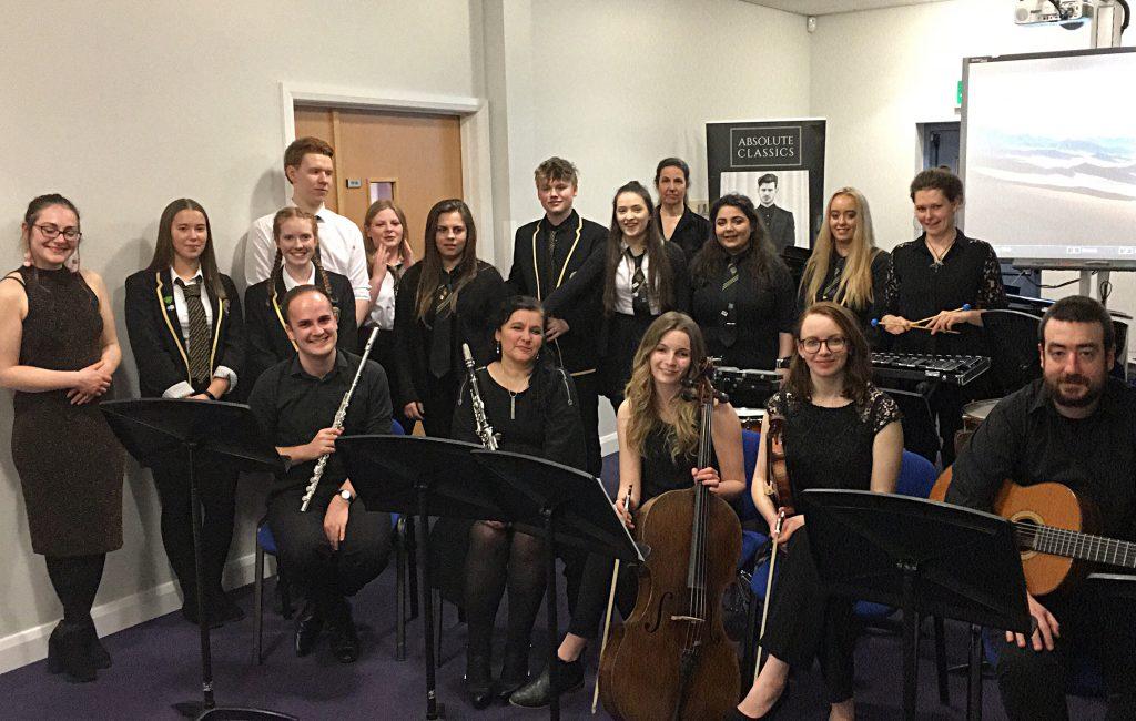 2017/18 Games Music Composition Course – Concert
