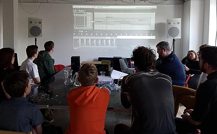 IMMERSE – games audio workshop
